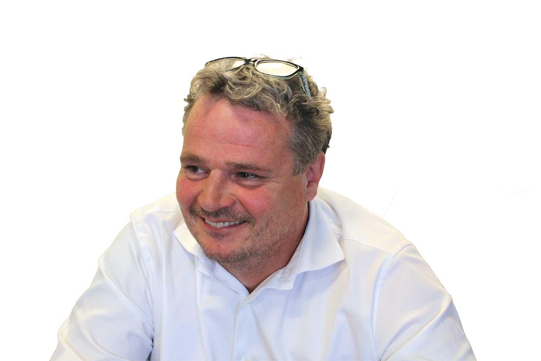 Eric van der Zande, bestuurslid AFNL-NOA