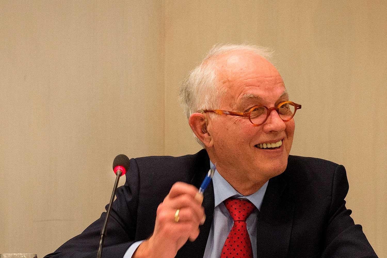 Henk Klein Poelhuis, bestuurslid AFNL-NOA, voorzitter AFNL