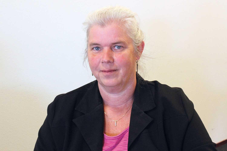 Rielen van der Hoek, hoofd politiek beleidsbureau AFNL-NOA