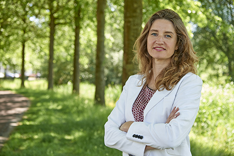 Sharon Gesthuizen presenteert plannen voor succesvolle politieke lobby
